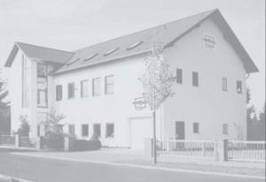 Firmengebäude in der Carl-Zeiss-Straße