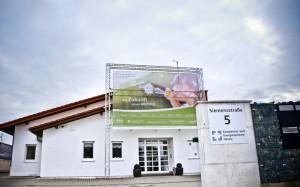Kompetenzzentrum in der Siemensstraße